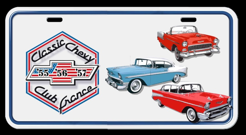 Classic Chevy Club de France Bache310