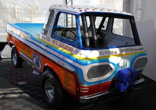 Pick up dragster Back-u19