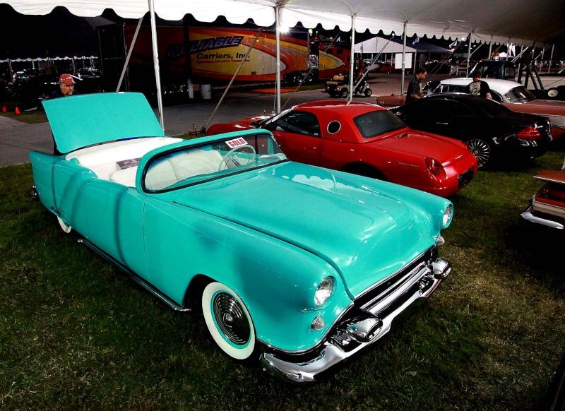 Oldsmobile 1948 - 1954 custom & mild custom - Page 3 Barret10