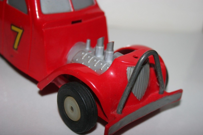 Plastic hot rod & Customs Bc10