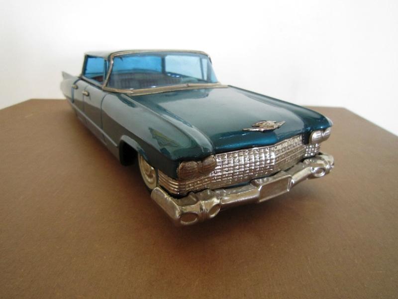 us car -  tôle - Tin Toys -  1950's & 1960's - Page 2 Bcfc5a10