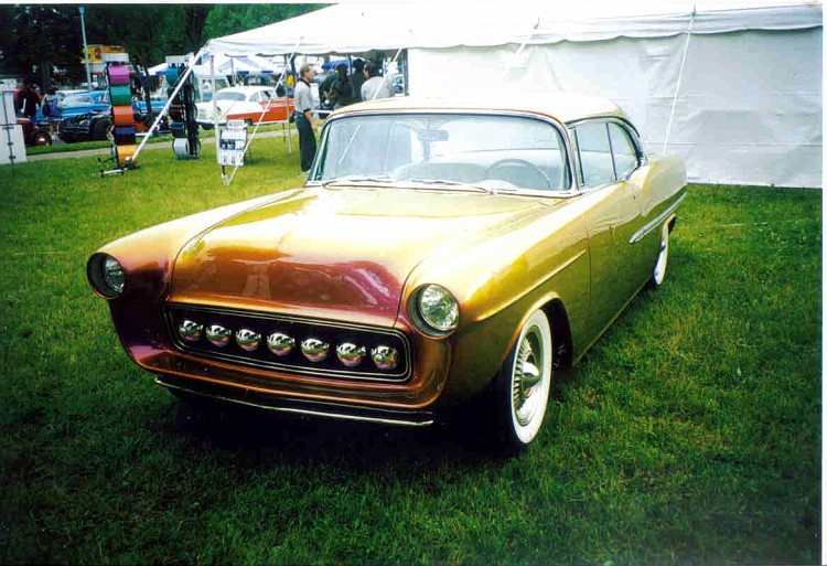Chevy 1955 custom & mild custom - Page 3 Bergge10