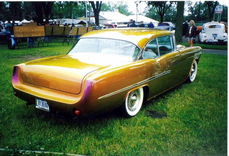 Chevy 1955 custom & mild custom - Page 3 Bergge11