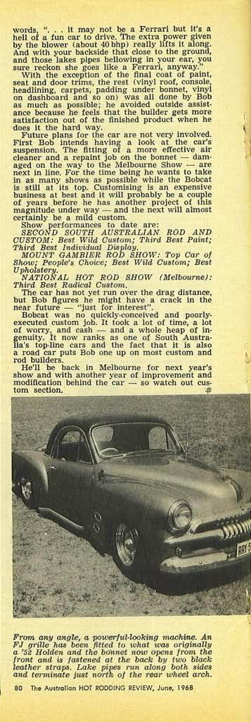 Holden custom & mild custom Bobcat15