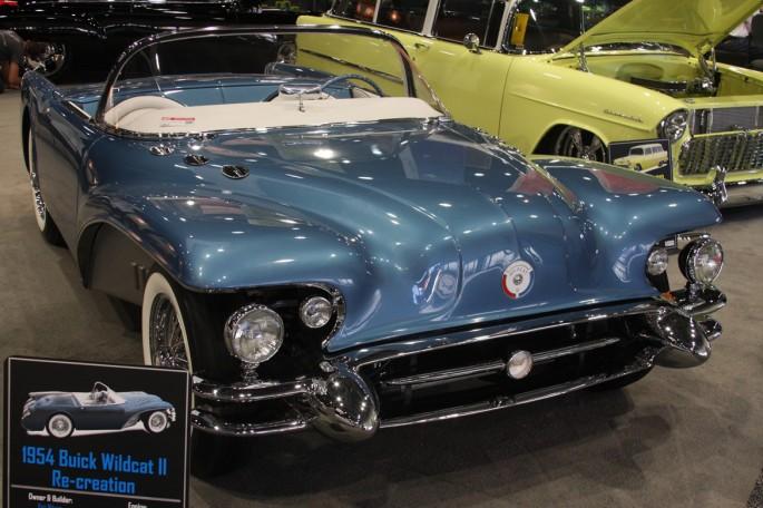 1954 Buick Wildcat II Motorama Dream Car  Buick-25