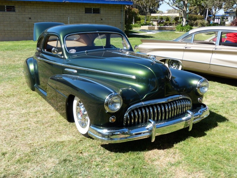 Buick 1943 - 49 custom & mild custom Buick410