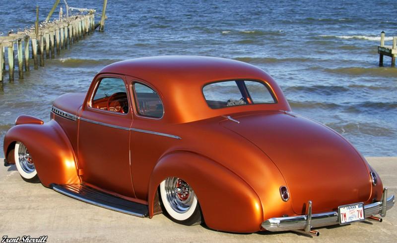 Chevy 1940 - 45 custom & mild custom Burl-411