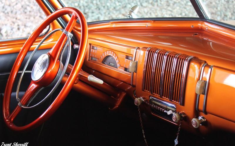 Chevy 1940 - 45 custom & mild custom Burl-413
