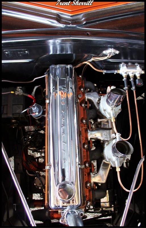 Chevy 1940 - 45 custom & mild custom Burl-414