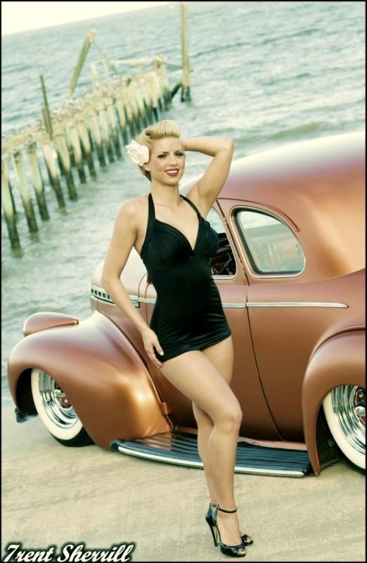 Chevy 1940 - 45 custom & mild custom Burl-r10