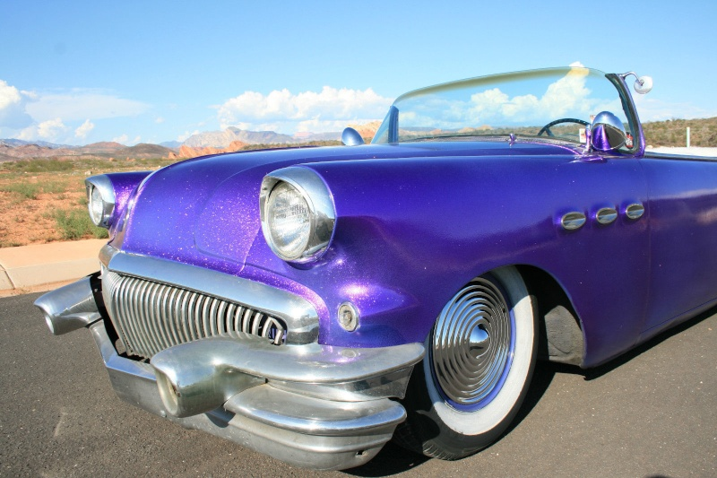 1956 Buick convertible-- Freaks of Nature - Bvvjv10