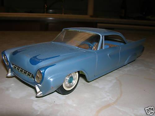 Vintage built automobile model kit survivor - Hot rod et Custom car maquettes montées anciennes Bwrhoq10
