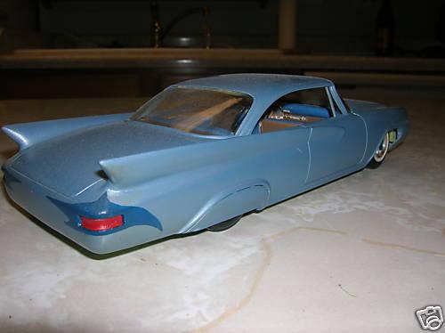 Vintage built automobile model kit survivor - Hot rod et Custom car maquettes montées anciennes Bwrhrq10