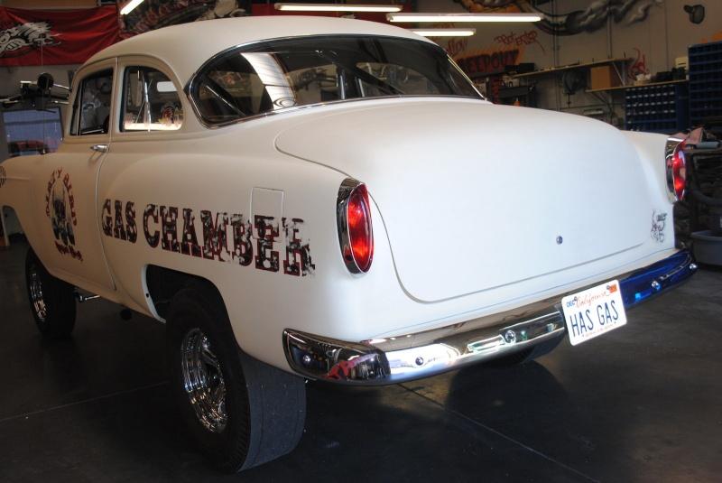 1950's GM Gasser C10