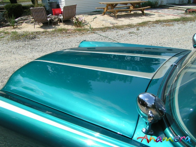 Oldsmobile 1955 - 1956 - 1957 custom & mild custom C3278111