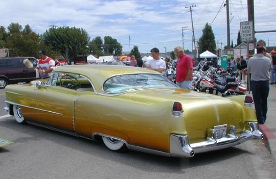 Cadillac 1954 -  1956 custom & mild custom Cadds10