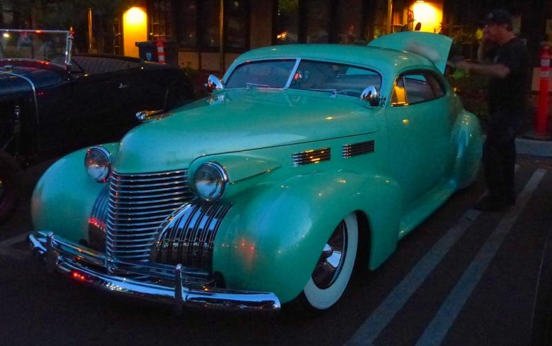 Cadillac 1938 - 1940 custom and mild custom Cadill10