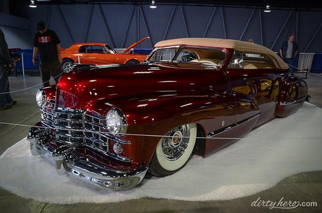 Cadillac 1941 - 47 custom & mild custom Cadill11