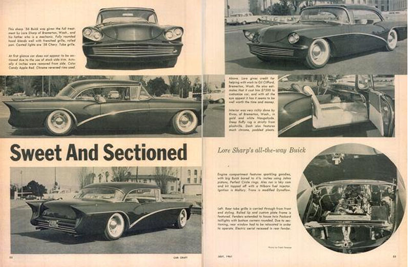 1956 Buick - Lore Sharp Canvas14