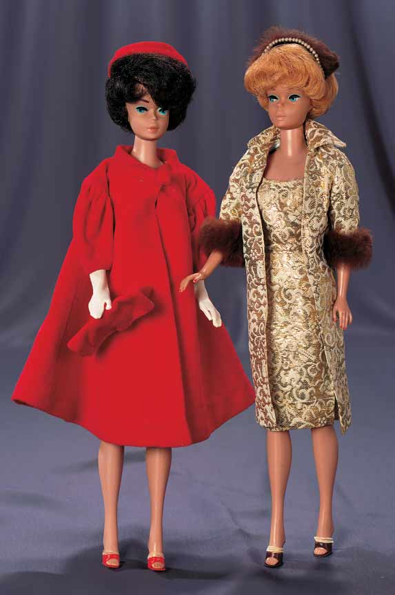The Original Teenage Fashion Model Barbie Doll - Poupée Barbie des 1950's et 1960's Cat-1010