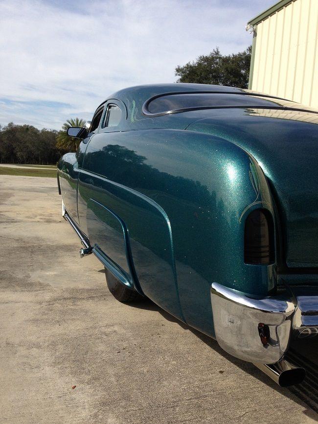 1951 Mercury - Green Machine -  Chgchg10
