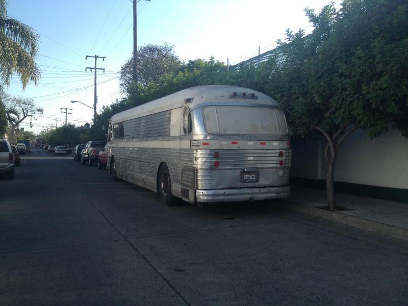 Autobus retro Chgf10