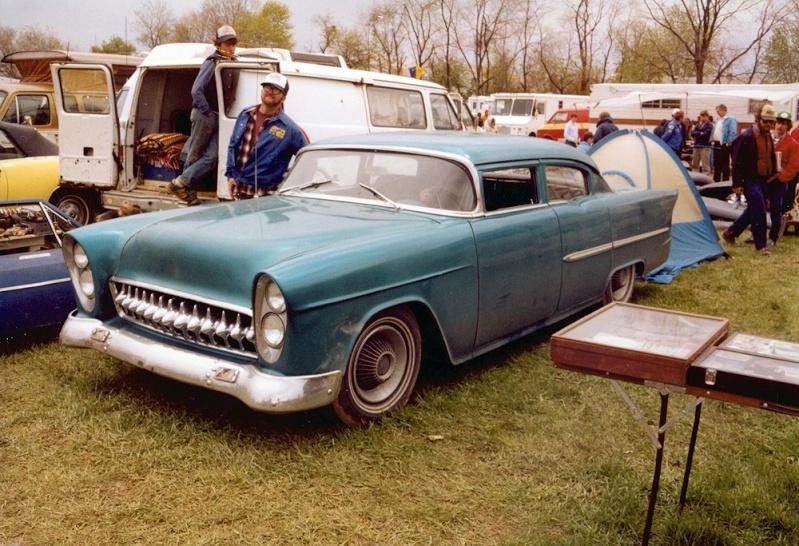 Chevy 1955 custom & mild custom Custom15