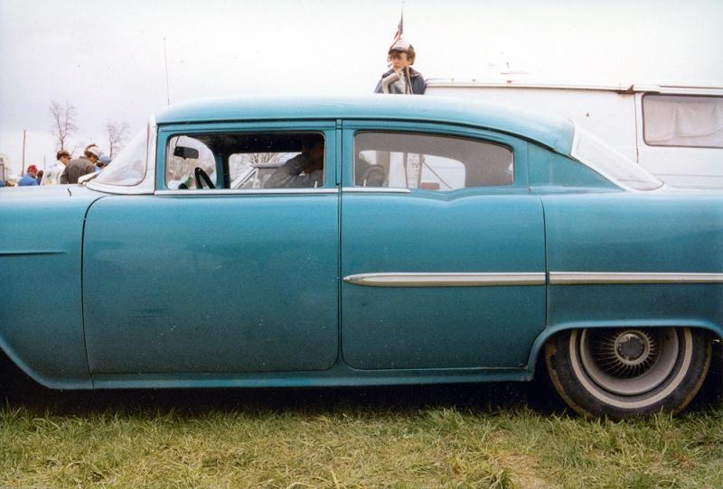 Chevy 1955 custom & mild custom Custom16