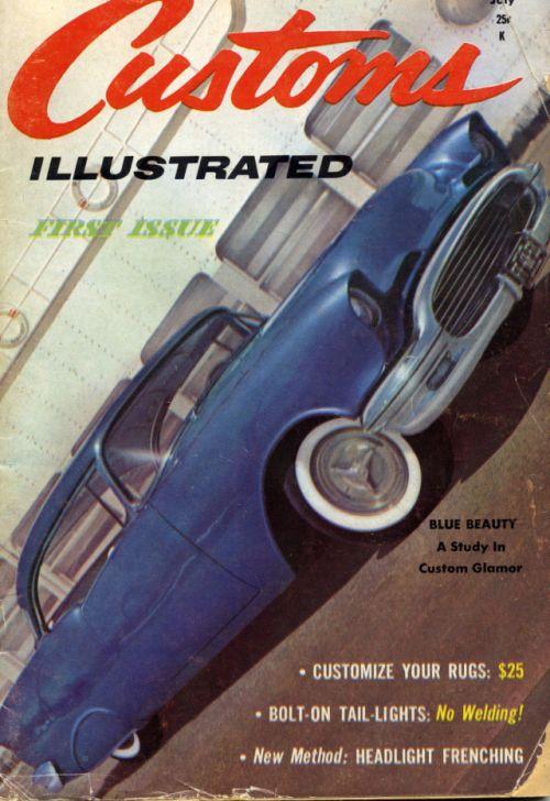 Oldsmobile 1955 - 1956 - 1957 custom & mild custom - Page 2 Custom17