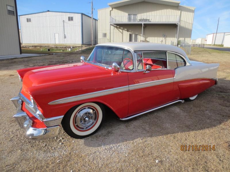 Chevy 1956 custom & mild custom - Page 2 D12
