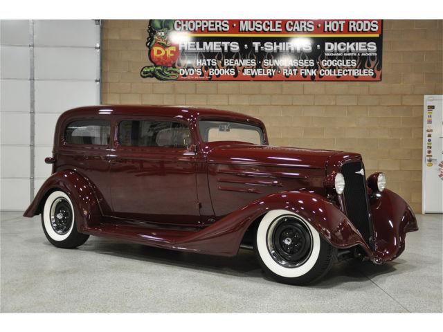 1930's custom & mild custom D17