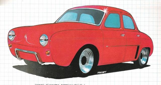 Pascal Meslet - custom , hot rod & VW illustrateur Dauphp10