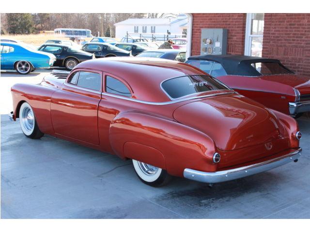 Pontiac 1949 - 54 custom & mild custom Dc10