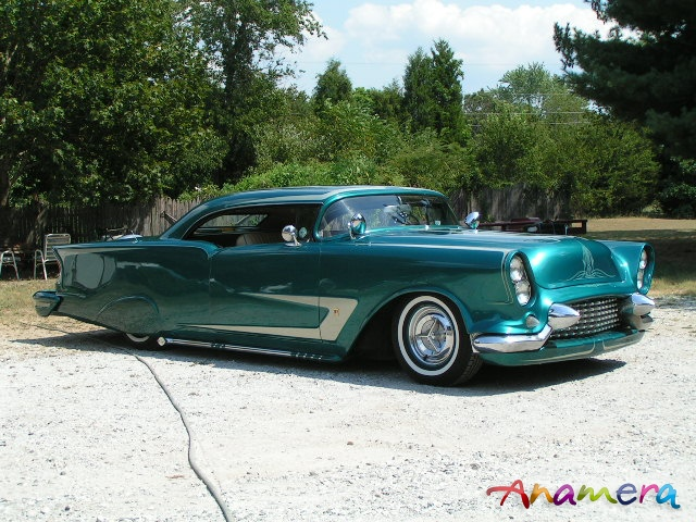 Oldsmobile 1955 - 1956 - 1957 custom & mild custom Dcb6d310