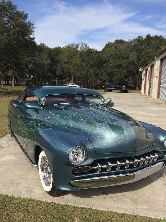 1951 Mercury - Green Machine -  Dddert10