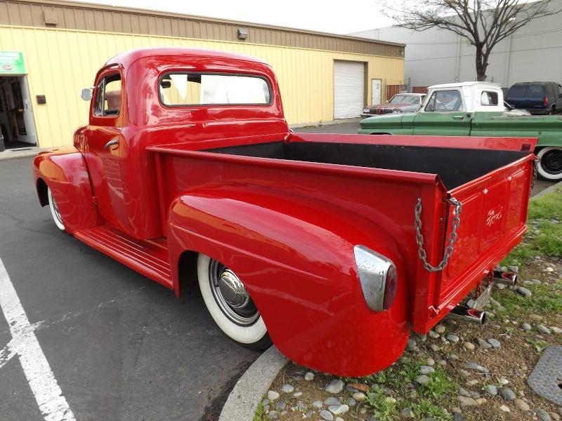 Ford¨Pick up 1948 - 1951 custom & mild custom Dddh10