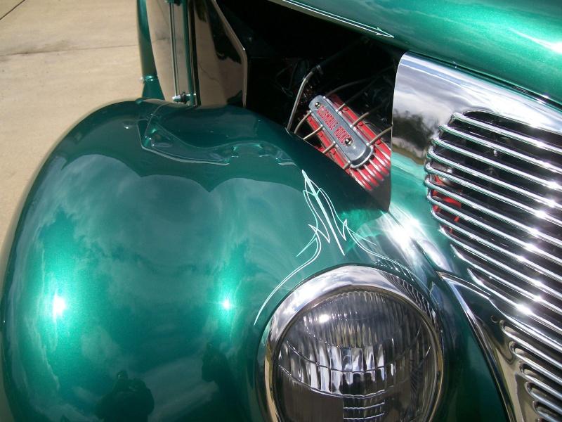 Ford 1935 - 38 custom & mild custom Ddg10