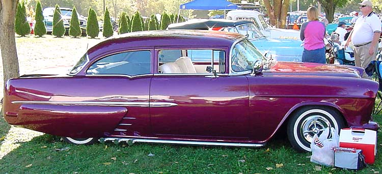 Chevy 1955 custom & mild custom - Page 3 Dean2210