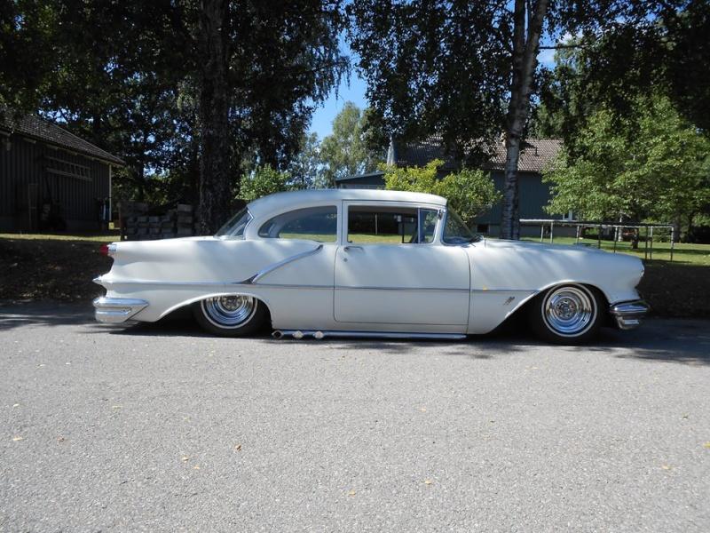 Oldsmobile 1955 - 1956 - 1957 custom & mild custom - Page 2 Dennis10