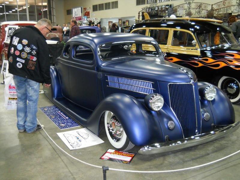 Ford 1935 - 38 custom & mild custom - Page 2 Detroi14