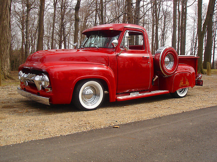 Ford Pick Up 1953 - 1956 custom & mild custom - Page 2 Dfd10
