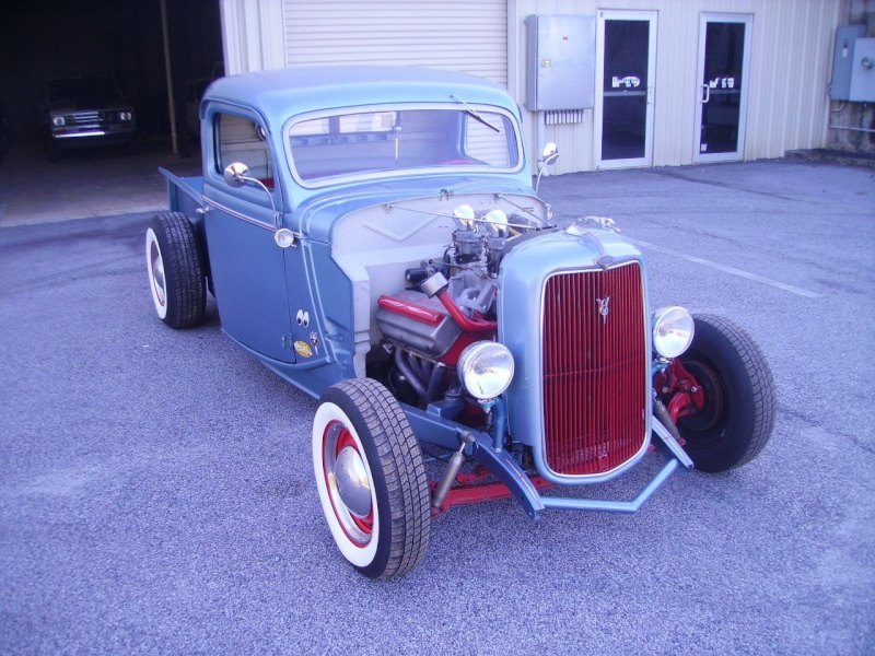 Ford 1935 - 38 hot rod Dhdh10