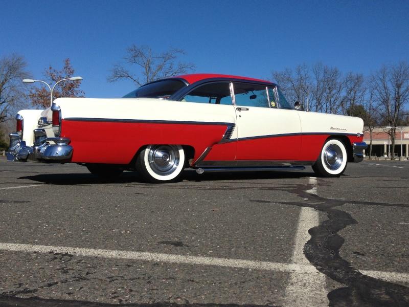 Mercury 1955 - 1956 Custom & mild custom Dhdty11