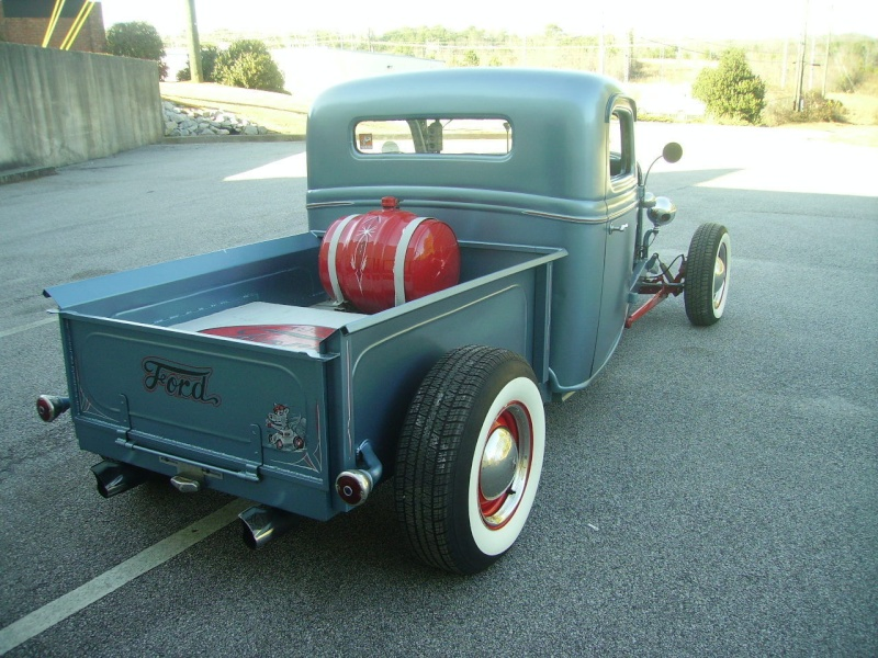 Ford 1935 - 38 hot rod Dhfdh10