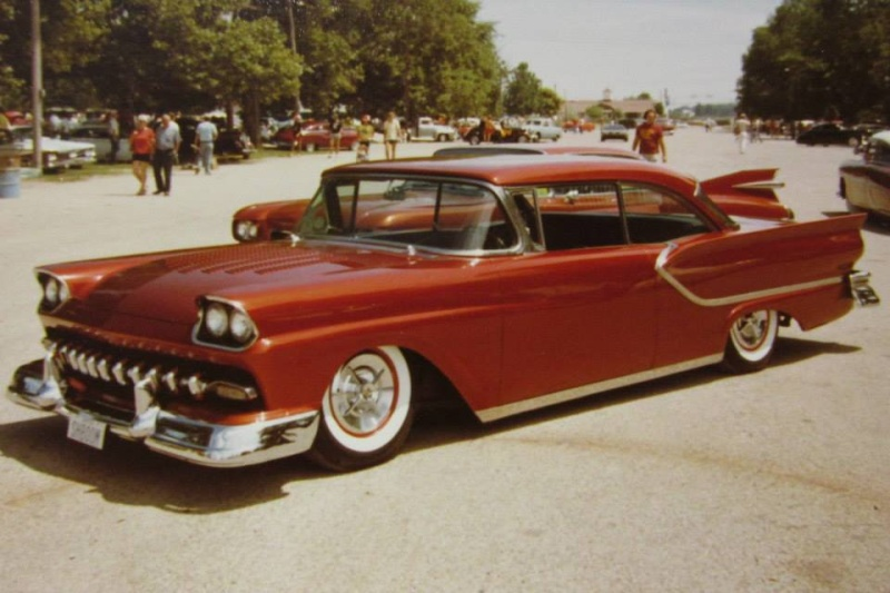 Ford 1957 & 1958 custom & mild custom  Don_bo10