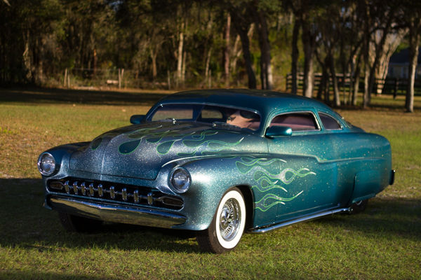 1951 Mercury - Green Machine -  Drrrtr10