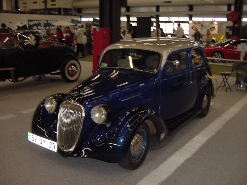 Salon auto moto collection - 2003 - stand fifties gang Dsc00013