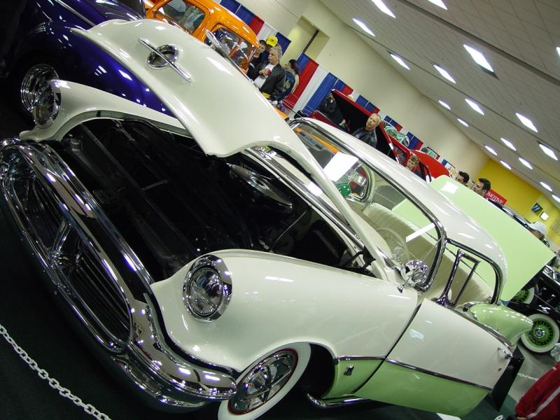 Oldsmobile 1955 - 1956 - 1957 custom & mild custom - Page 2 Dsc00210