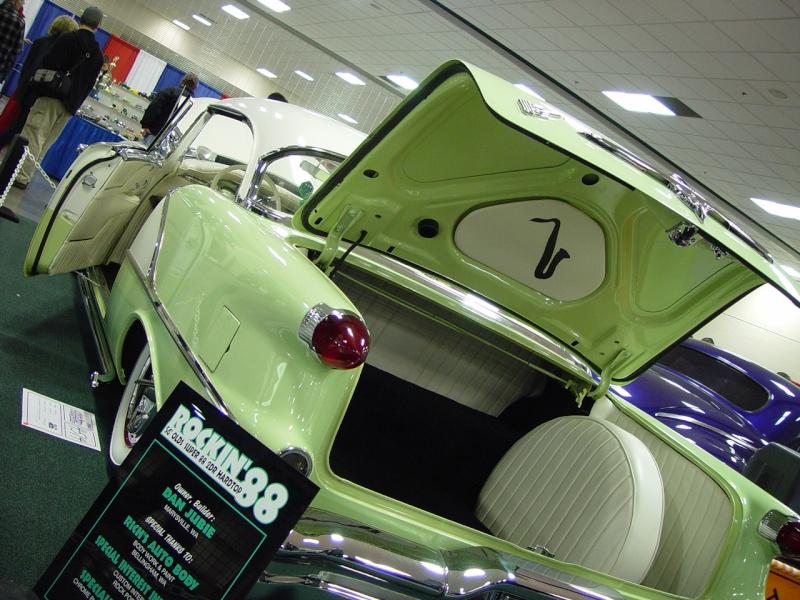 Oldsmobile 1955 - 1956 - 1957 custom & mild custom - Page 2 Dsc00212