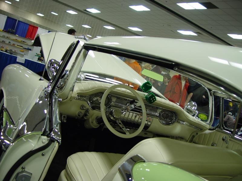Oldsmobile 1955 - 1956 - 1957 custom & mild custom - Page 2 Dsc00213